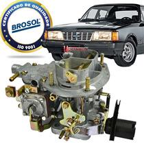 Carburador Opala Caravam Comodoro Solex Brosol H34 Gasolina