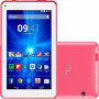 Tablet Quad Core Tela 7 8gb Rosa Android Wifi Câmera E Mais
