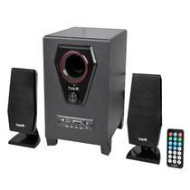 Havit Bocina Speaker Mp3 2.1 Altavoz Control Sf7100u Negro