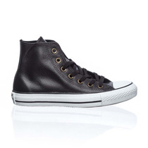 Zapatillas Converse Chuck Taylor All Star Leather Hi Negro