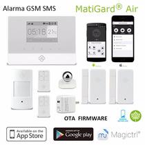 Sistema De Alarma Inalambrica Gsm Matigard Air Casa Negocio