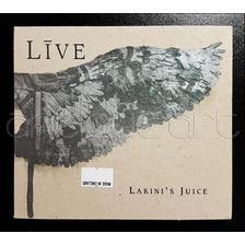 A64 Cd Live 'lakini Juice' Singles ©1997 Rock Alternativo