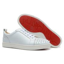 Sneaker Louboutin Louis Junior Spikes Men
