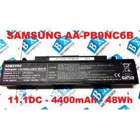 Bateria Aa-pb9nc6b Samsung 11.1v 48wh 4400mah Original Novo