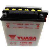 Bateria Yuasa 12n5-3b Motomel Skorpion 110 Y 125