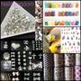 Foil Dijes De Strass Tatoo Cristales Swarovski Accesorios