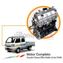 Motor Completo Novo Effa Chana Haffei Suzuki 1.0 F10a