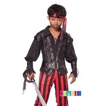 Disfraz Pirata Bucanero Halloween - Disfraces Tudi