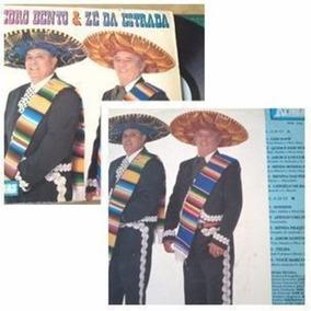 Lp/vinil - Pedro Bento & Zé Da Estrada - Sempre Romântico...