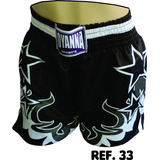 0b9a6057be Calção Short Infantil Ufc Boxe Mma Muay Thai Jiujitsu Sanda