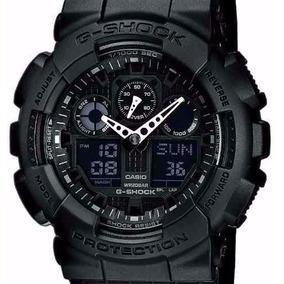 Relógio Casio G-shock Ga-100 Ga100 1a1 1a2 1a4 Ga100 B7 Pret