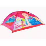 Camping Infantil Princesas Barbie Frozen