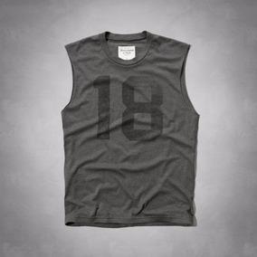 Blusa Camisa Camiseta Regata Masculina Abercrombie & Fitch