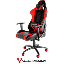 Cadeira Gamer Thunderx3 Gaming Black Red - Tgc-15