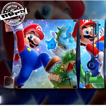 Skin Adesivo Resinado Xbox360 - Fazemos Com Sua Imagem