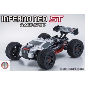 Automodelo Kyosho Inferno Neo St 2.0 Motor .25 Radio Kt-331