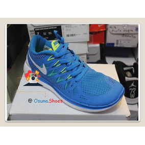 Zapatos Nike Free 5.0