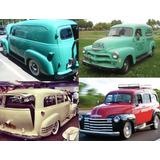 Mica Stop 1953 A 1955 Chevrolet Gmc Panel Suburban Apache