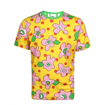 Remera Adidas Originals Floral Jeremy Scott Reversible