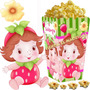 Kit Imprimible Frutillita Bebe Cotillon Y Candy Bar 2x1
