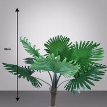 Arvore De Mini Palmeira Leque (0290) - Flores Artificiais