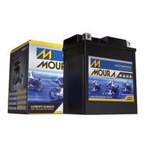 Bateria De Moto Para Cg 150 Fan Xre 300 Bross Ybr Factor