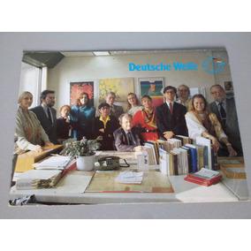 Cartão Postal Alemanha. Deutsche Welle. Equipe Brasileira