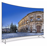 Samsung 55 Uhd Tv 4k Curved Smart Tv Mu7500 Series 7