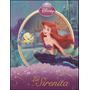 Libro La Sirenita Disney Tapa Dura Grande Ed Cordillera