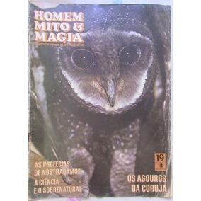 Homem Mito & Magia Nº 19 (ed Três 1973)
