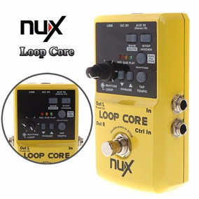Pedal Nux Loop Core ( Pronta Entrega, Frete Gratis) Rc-3