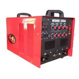 Máquina Solda Tig Ac/dc Wsme-250a Pulsada Alta Frequência