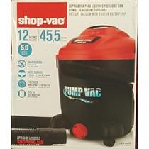Aspiradora Shop Vac 5.0 Hp 12 Galones 45.5 Litros