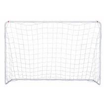 Porteria Metalica Desarmable Futbol 1.85 M X 1.22 M Con Red