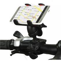 Holder Soporte Base Universal Bicicleta Moto Celular Gps Psp