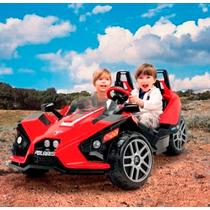 Carro Electrico 12v Peg Perego Slingshot Polaris