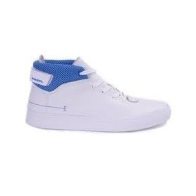 Zapatos Hombre Diesel Projection Sneaker White/blue 601