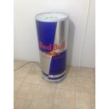 Cooler Geladeira Red Bull Cilindrico 220v Novo Sem Detalhes