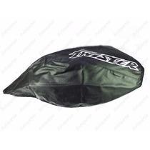 Capa Tanque Moto C/ Logo Honda Mod Original Twister