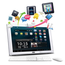 Aoc Smart Monitor Computador Android Todo En Uno 22 Pulgadas