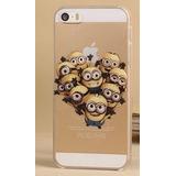 Capa Capinha Case Iphone 5c - Minions - Meu Malvado Favorito