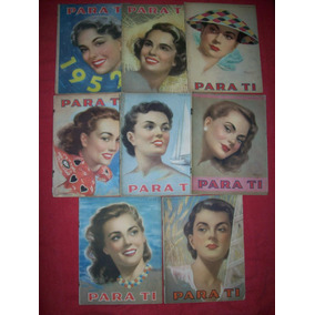 Revistas Antigas - Para Ti - Decada De 1950