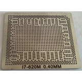 Stencil 720qm Slbly 2620m Sr03f 2860qm 2630qm I7 Cpu Bga