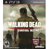 The Walking Dead Survival Inistinct Digital Ps3