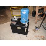 Central Hidraulica Con Motor Trifasico