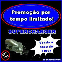 Turbina Turbo Do Fiesta Supercharger Eaton M24 (base/troca)