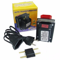 Transformador Mini Conversor Voltagem 200 Va 110v 220v