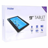 Tablet Pc Haier 9 Pulgadas, Quad Core, 1gb, 8gb. Usada