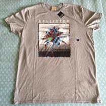 2 Camisa Da Hollister Roupa Original Camiseta Masculina
