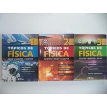 Coleção Tópicos De Física - 3 Volumes
